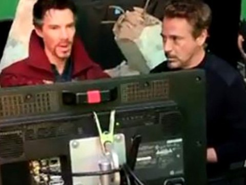 Avengers: Endgame crew member shares deleted interaction between Tony Stark and Doctor Strange