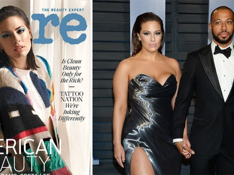 Ashley Graham reveals husband was 'spat on' in Italy because he's a black man: 'It's heartbreaking'