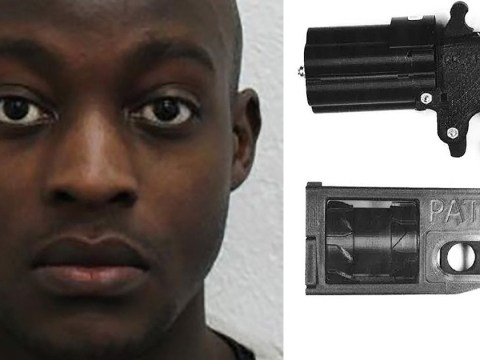 Student admits to making two handguns with 3D printer in his London flat