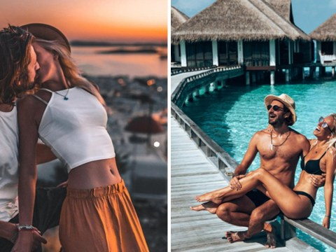 An Instagram couple quit their jobs to go on a 'never-ending honeymoon'