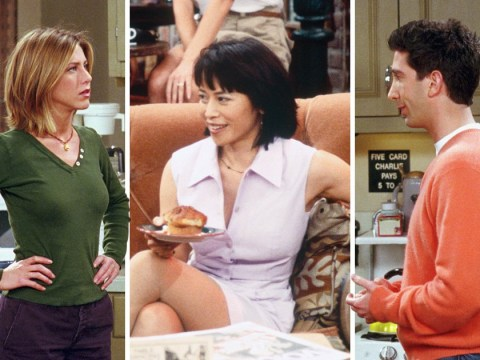 Friends fans would boo Julie actress for breaking up Rachel and Ross: 'I wasn't prepared for the venom'
