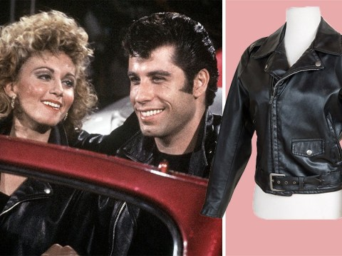 You can buy Sandy's Grease costume as Olivia Newton-John auctions iconic items