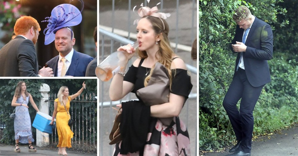 Racegoers made the most of their day at Royal Ascot on Wednesday