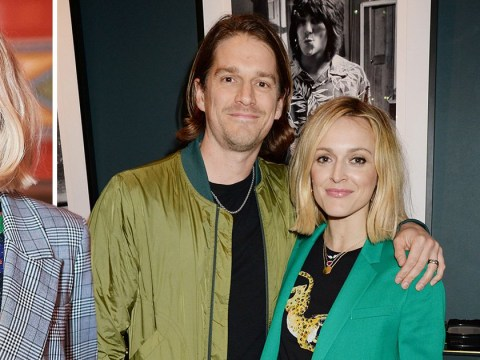 Fearne Cotton reveals 'bolshy' first encounter with husband Jesse Wood