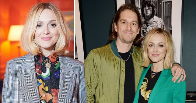 Fearne Cotton won't share a bed with husband Jesse Wood in case he wakes her up
