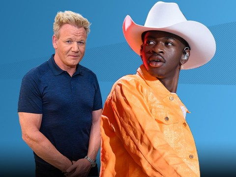 Gordon Ramsay wants to remix Lil Nas X's new song Panini and it would actually be perfect