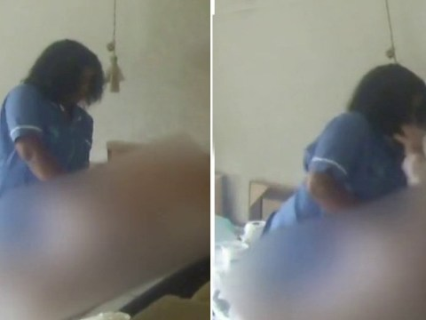 Family's secret camera caught carer abusing 101-year-old in her own home