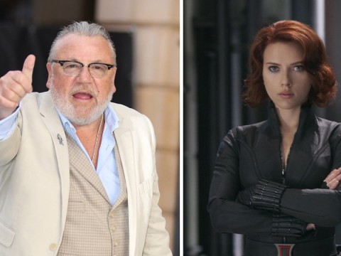 Ray Winstone joins Scarlett Johansson in Marvel's Black Widow