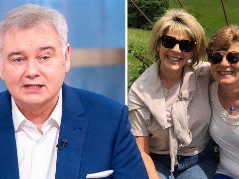 Rylan Clark made Ruth Langsford laugh 'for first time in days' after death of her sister