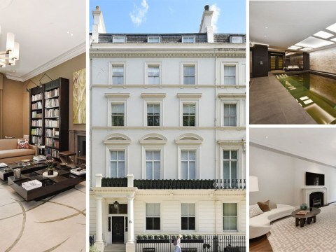 You can buy a house opposite Buckingham Palace for just £60,000,000
