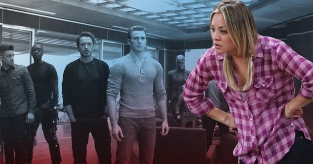 Avengers Endgame return to cinemas Big Bang Theory Penny