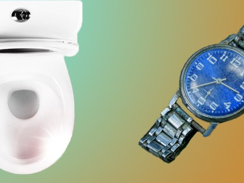 Be warned, your watch could be 'three times dirtier' than a toilet seat