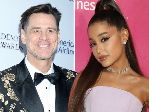 Ariana Grande unveils new Jim Carrey inspired tattoo and we're obsessed