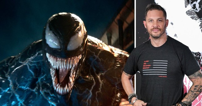 Tom Hardy Returning To Venom Sequel And It Could Become Spider Man Crossover Metro News