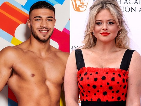 Emily Atack's impression of Love Island's Tommy Fury has Gogglebox viewers in stitches