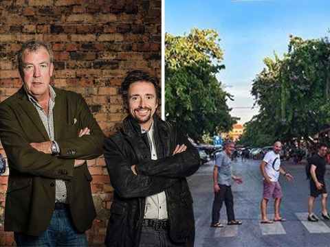Jeremy Clarkson gives first look at The Grand Tour season 4 filming in Cambodia with Richard Hammond and James May