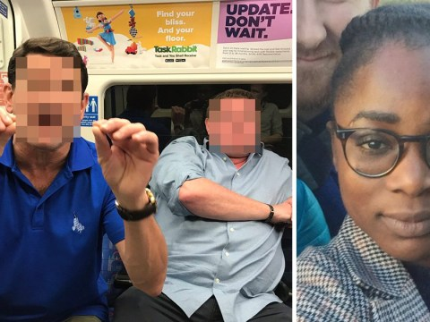 Lib Dem councillor 'racially abused by two men during tube journey home'