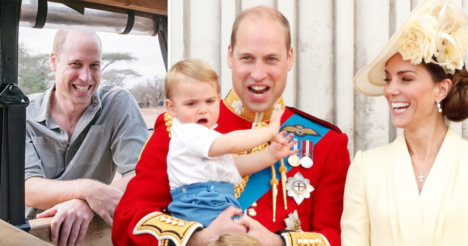 Prince William turned 37 on Friday and received a thoughtful gift from wife Kate and their three children
