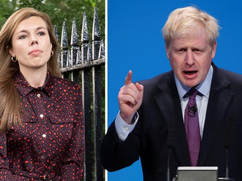 Boris Johnson refuses to answer questions on why police were called to his flat