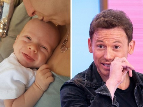 Joe Swash 'gutted' as he misses son Rex's first smile on holiday with Alison Hammond