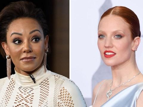 Mel B denies Jess Glynne romance rumours after claims pair 'got close' on Spice Girls tour