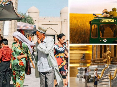 Airbnb's around the world in 80 days trip proves to be a hit with keen travellers