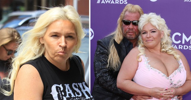 Dog the Bounty Hunter's wife Beth Chapman in a coma amidst cancer