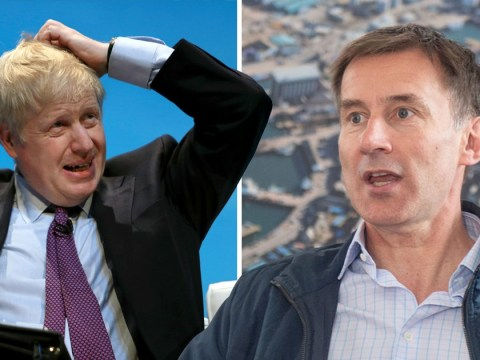 Jeremy Hunt accuses Boris Johnson of 'cowardice' as he continues to avoid debate