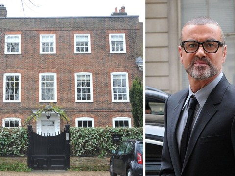 George Michael's North London mansion 'available to rent for £15,000 per week'