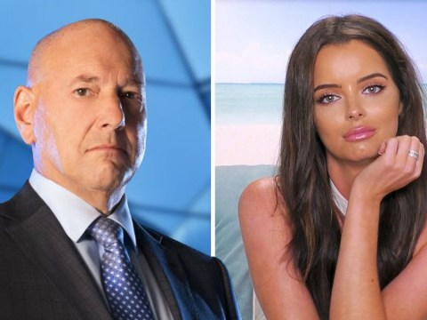 The Apprentice's Claude Littner slams 'potty mouth' Maura Higgins for getting upset over 'all mouth' remark on Love Island