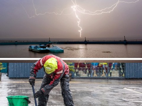 UK weather forecast as heavy rain falls across England with more on the way