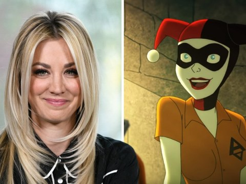 Kaley Cuoco talks first role as villain Harley Quinn since leaving The Big Bang Theory: 'You'll be rooting for her'