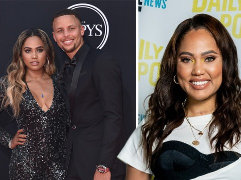 Ayesha Curry admits sending husband Steph 'hundreds' of nude photos to keep marriage spicy