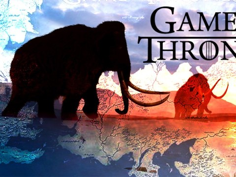 Game Of Thrones prequel on-set picture tease mammoths and we're officially excited