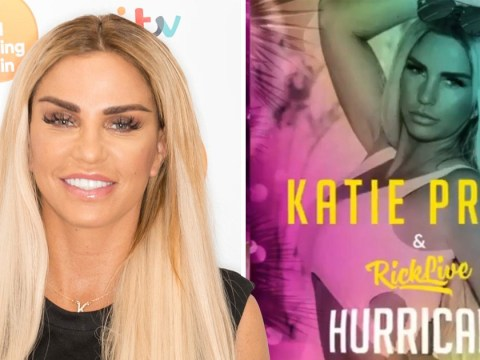 Katie Price teases snippet of new single Hurricane and it could be a summer banger