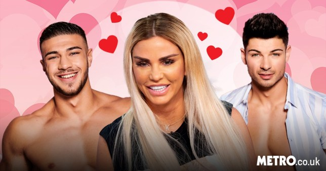 Katie Price 'fancies Love Island's Tommy and Anton - but she's not too keen on Danny'