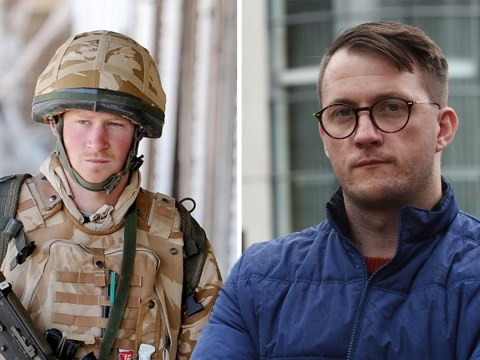Ex-soldier who served with Prince Harry 'strangled' in street as 20 witnesses do nothing