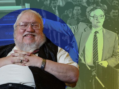 Game Of Thrones creator George RR Martin calls for Chernobyl to win a 'truckload of Emmys'