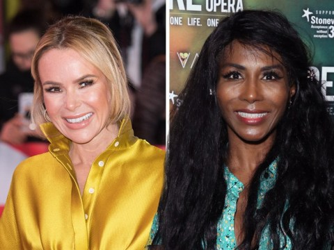 Amanda Holden won't get sacked from Britain's Got Talent by Simon Cowell, says Sinitta