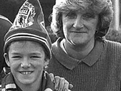 David Beckham shares the most unreal throwback pics in honour of his mum's birthday