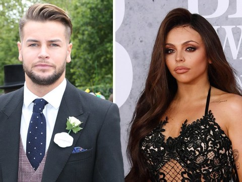 Chris Hughes calls girlfriend Jesy Nelson a 'role model' as she bravely opens up on suicide attempt