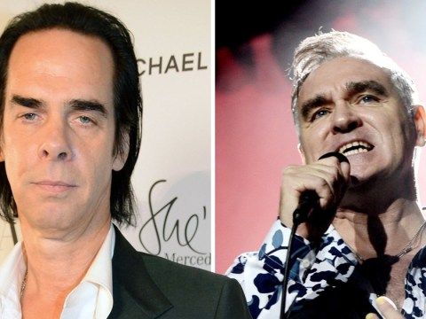 Morrissey's far-right political views are 'irrelevant' says Nick Cave
