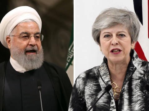 Theresa May warns escalation with Iran 'is in no one's interests'