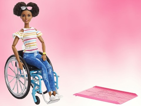 Mattel launches a black Barbie in a wheelchair and people are loving the diversity