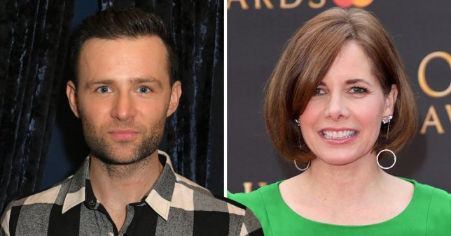 McFly star Harry Judd and Darcey Bussell