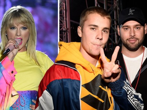 Justin Bieber accuses Taylor Swift of 'looking for sympathy' with Scooter Braun comments