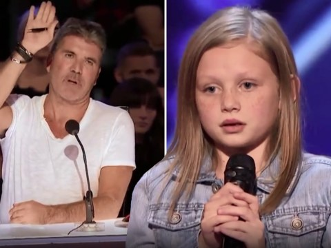 Simon Cowell cuts 12-year-old's performance on America's Got Talent: 'That was terrible'