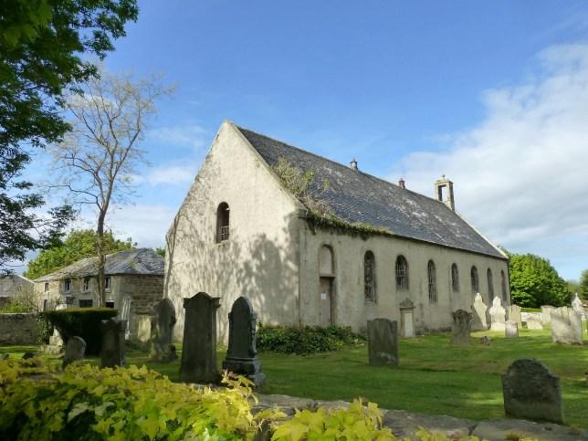 The historic church