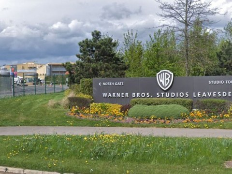 Warner Bros worker stabbed in neck during filming for Ann Hathaway movie