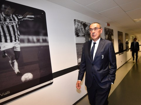 Maurizio Sarri tells Cristiano Ronaldo he will play different role in new-look Juventus side